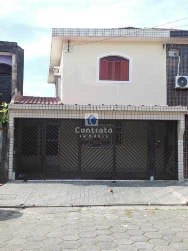Sobrado, código 950 em São Vicente, bairro Vila Cascatinha