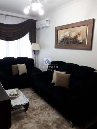 Apartamento, código 955 em São Vicente, bairro Vila Cascatinha