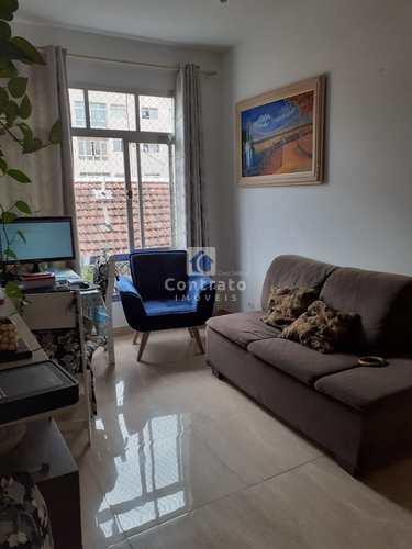 Apartamento, código 956 em São Vicente, bairro Itararé