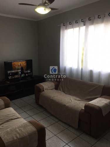 Apartamento, código 961 em São Vicente, bairro Catiapoa