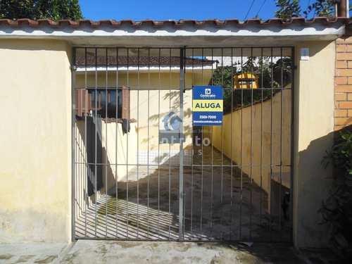 Casa, código 969 em São Vicente, bairro Catiapoa