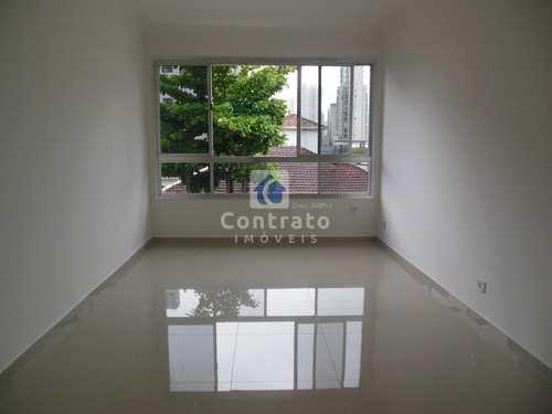 Apartamento, código 989 em Santos, bairro Campo Grande