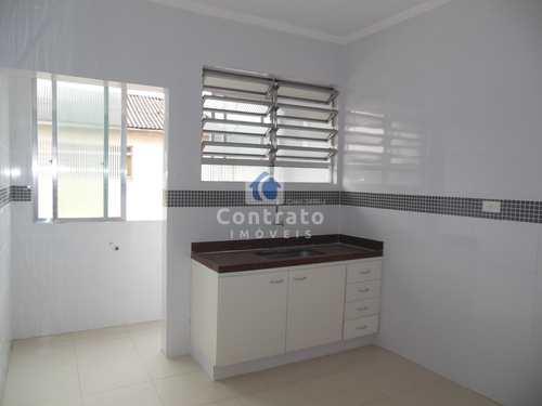 Apartamento, código 990 em São Vicente, bairro Vila Cascatinha