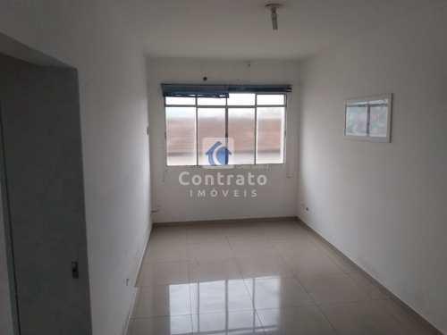 Apartamento, código 995 em São Vicente, bairro Catiapoa