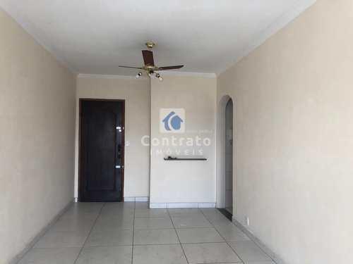 Apartamento, código 996 em São Vicente, bairro Jardim Guassu