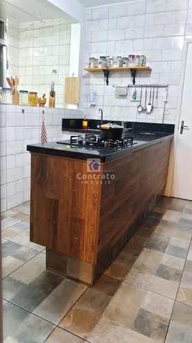 Apartamento, código 1003 em São Vicente, bairro Itararé