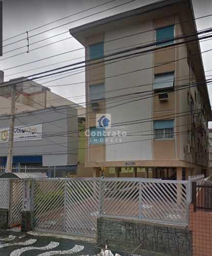 Apartamento, código 1005 em São Vicente, bairro Centro