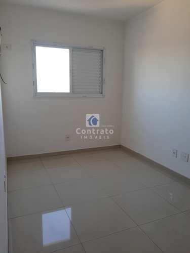 Apartamento, código 1022 em São Vicente, bairro Parque Bitaru