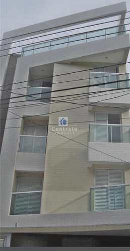 Apartamento, código 1024 em São Vicente, bairro Vila Cascatinha
