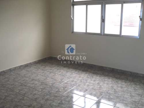 Apartamento, código 1048 em São Vicente, bairro Vila Cascatinha