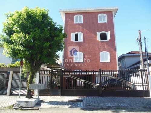Apartamento, código 1049 em São Vicente, bairro Vila Valença