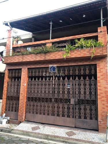 Casa, código 1053 em São Vicente, bairro Vila São Jorge