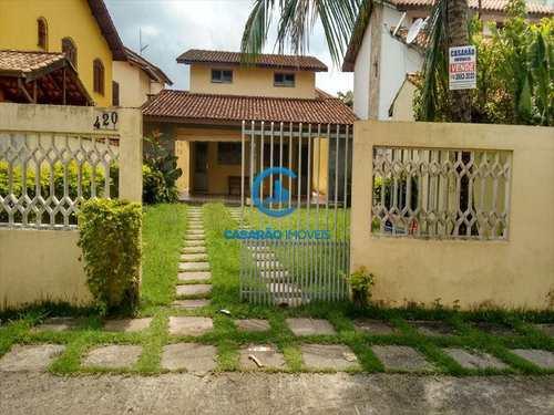 Sobrado, código 1350 em Caraguatatuba, bairro Martim de Sá