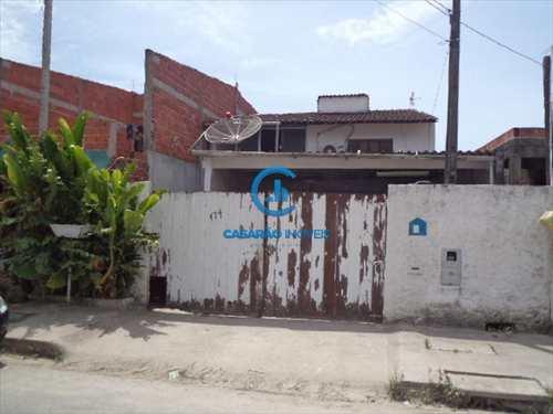 Sobrado, código 1347 em Caraguatatuba, bairro Tabatinga