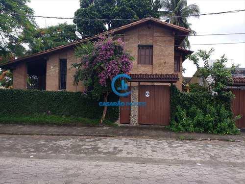 Sobrado, código 5039 em Caraguatatuba, bairro Martim de Sá
