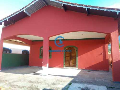 Casa, código 1333 em Caraguatatuba, bairro Massaguaçu