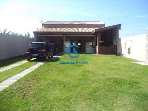 Casa, código 1328 em Caraguatatuba, bairro Recanto Som do Mar