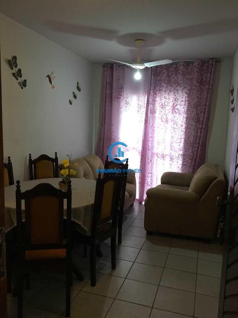 Apartamento em Caraguatatuba, no bairro Jardim Casa Branca