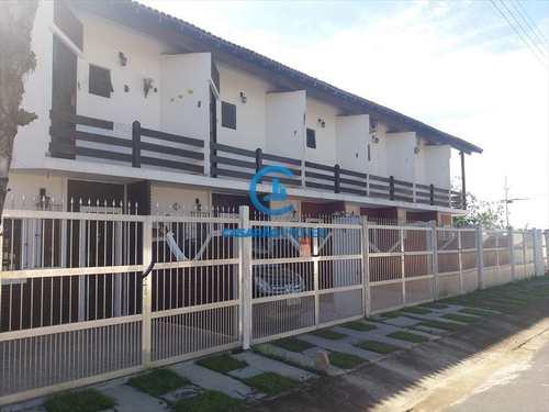 Sobrado, código 1371 em Caraguatatuba, bairro Jardim Porto Novo