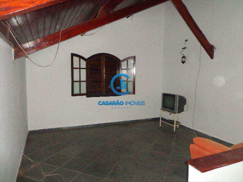 Sobrado em Caraguatatuba, bairro Vila Atlântica