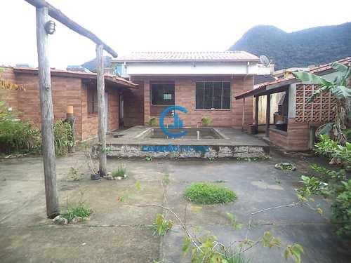 Casa, código 1369 em Caraguatatuba, bairro Martim de Sá