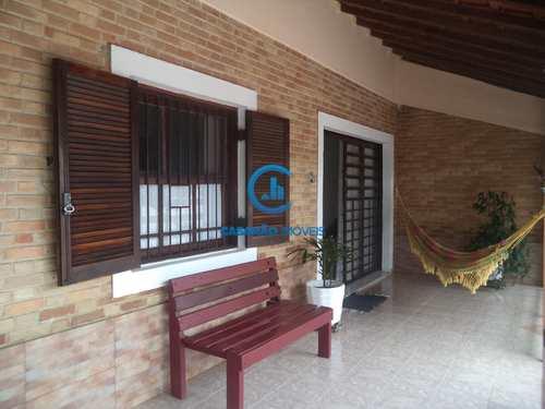 Casa, código 1306 em Caraguatatuba, bairro Martim de Sá