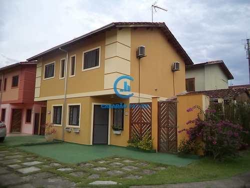 Sobrado, código 1302 em Caraguatatuba, bairro Martim de Sá