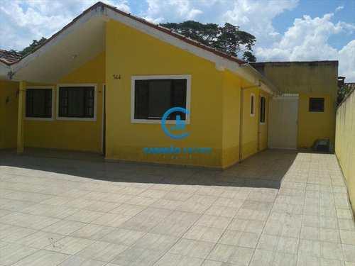 Casa, código 1298 em Caraguatatuba, bairro Travessão