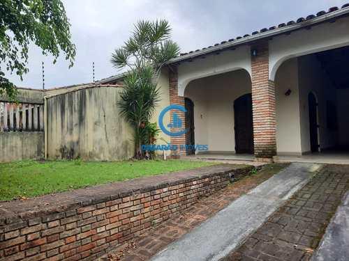 Casa, código 1298 em Caraguatatuba, bairro Praia das Palmeiras