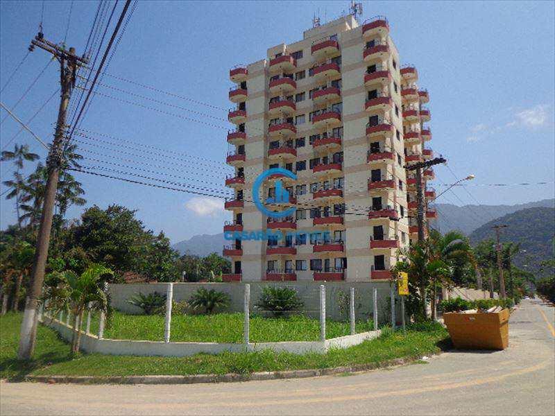 Apartamento em Caraguatatuba, bairro Massaguaçu