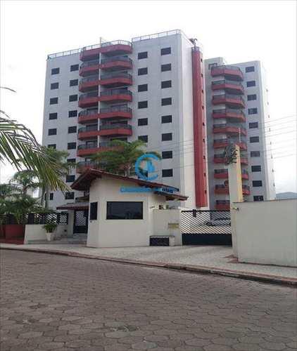 Apartamento, código 1367 em Caraguatatuba, bairro Martim de Sá