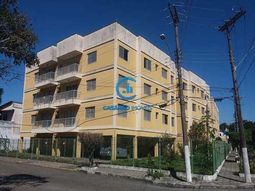 Apartamento, código 1366 em Caraguatatuba, bairro Centro