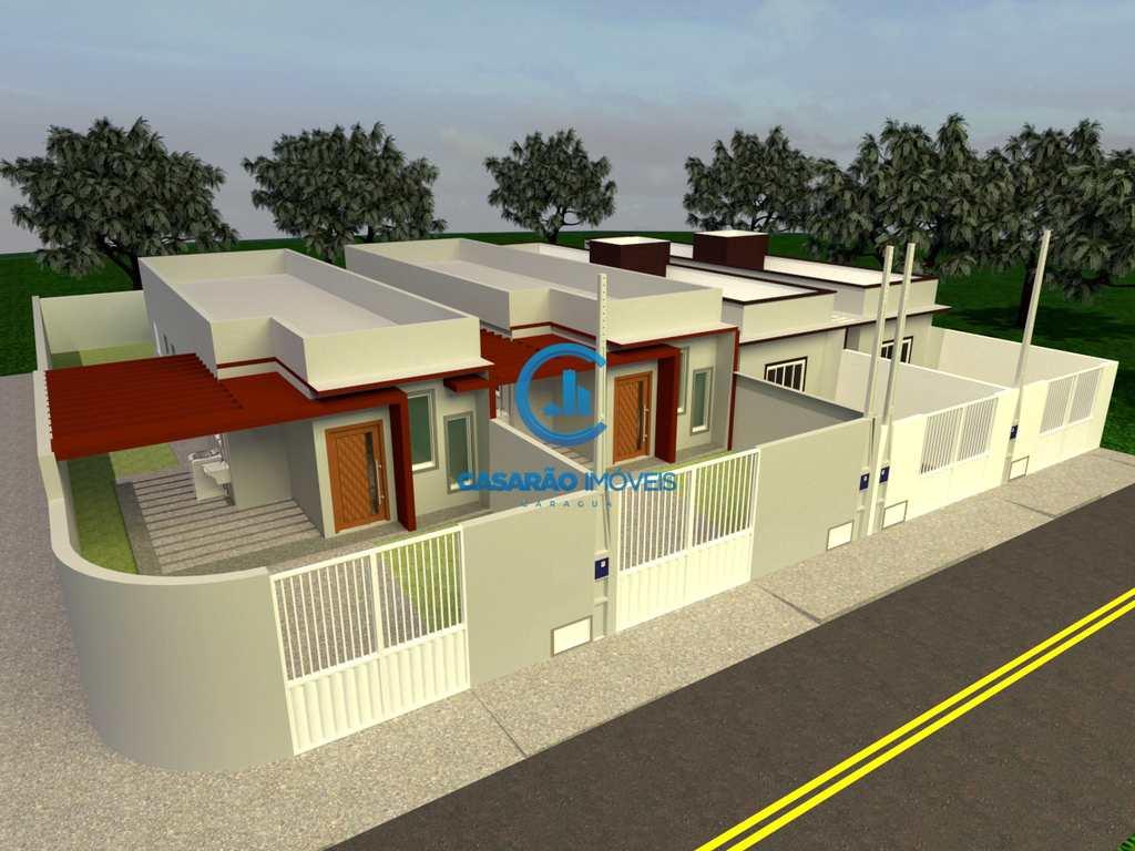 Casa em Caraguatatuba, no bairro Balneario Mar Azul