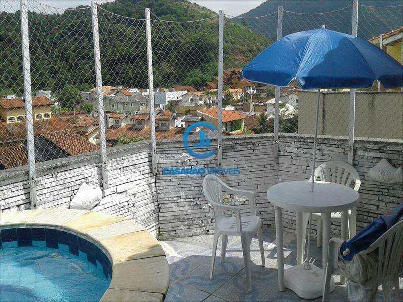 Cobertura em Caraguatatuba, bairro Vila Atlântica