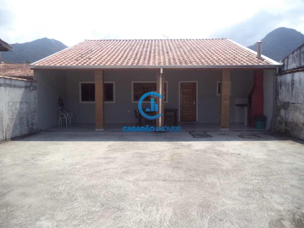 Casa em Caraguatatuba, no bairro Vila Balneário Santa Martha