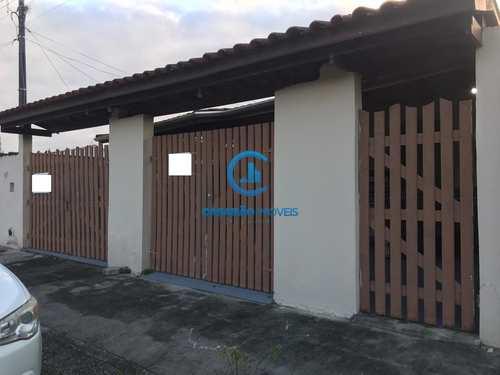 Casa, código 1263 em Caraguatatuba, bairro Martim de Sá