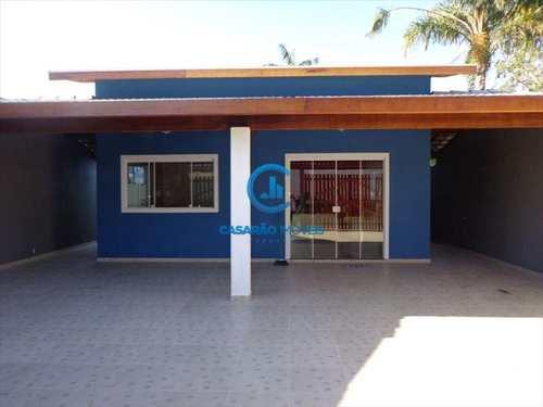 Casa, código 1263 em Caraguatatuba, bairro Balneário Califórnia