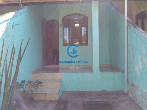 Sobrado, código 1373 em Caraguatatuba, bairro Loteamento Balneário Camburi