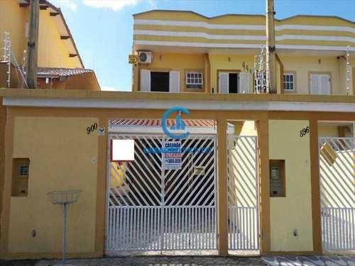 Sobrado, código 3001 em Caraguatatuba, bairro Martim de Sá