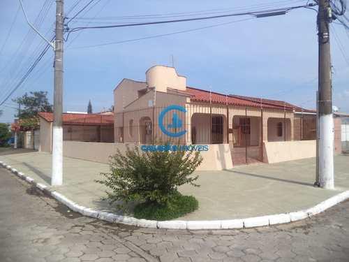 Casa, código 1357 em Caraguatatuba, bairro Indaiá