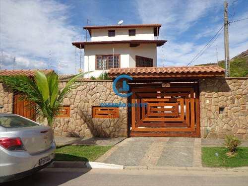 Sobrado, código 1246 em Caraguatatuba, bairro Cidade Jardim