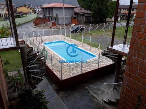 Apartamento, código 5017 em Caraguatatuba, bairro Martim de Sá
