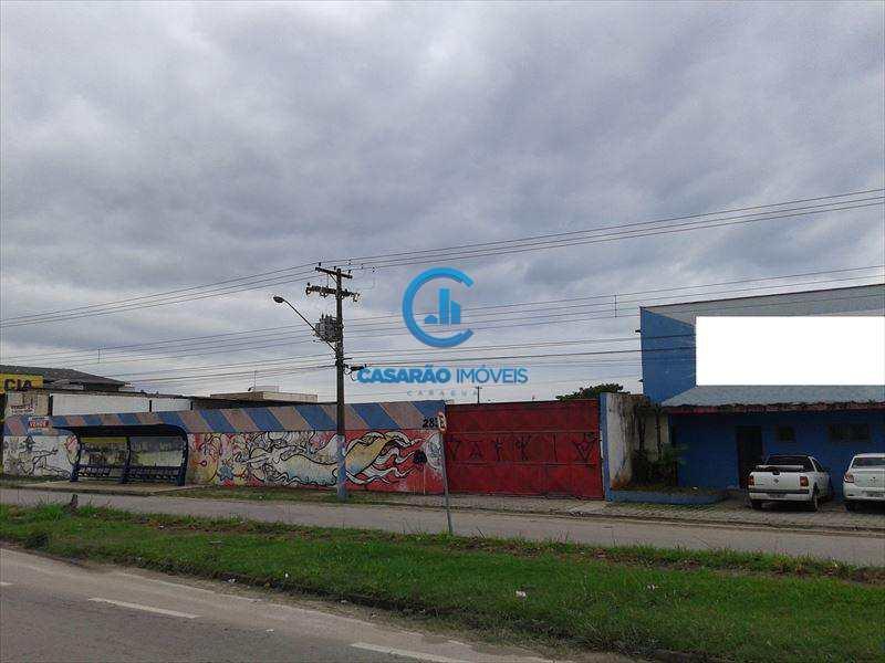 Área Comercial em Caraguatatuba, no bairro Jardim Britânia