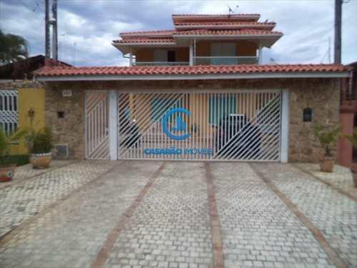 Sobrado, código 1186 em Caraguatatuba, bairro Martim de Sá