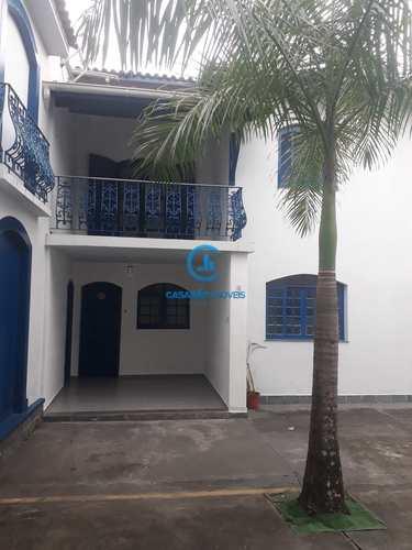Sobrado de Condomínio, código 1172 em Caraguatatuba, bairro Centro