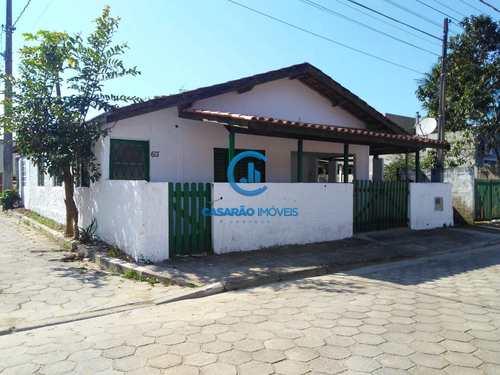 Casa, código 1162 em Caraguatatuba, bairro Getuba