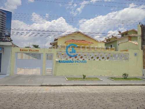 Sobrado, código 1152 em Caraguatatuba, bairro Jardim Porto Novo