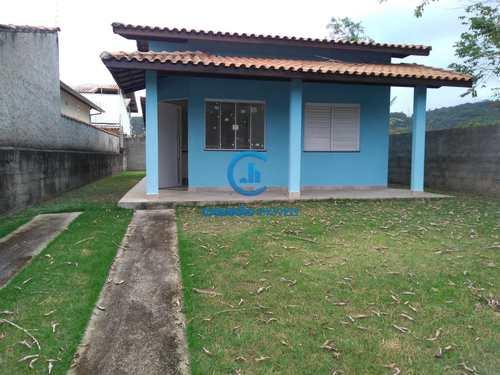 Casa, código 1147 em Caraguatatuba, bairro Massaguaçu