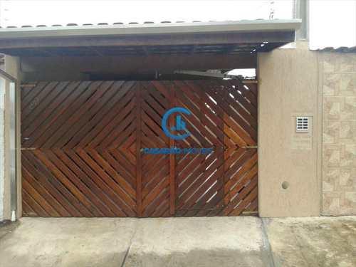 Casa, código 1147 em Caraguatatuba, bairro Jardim Maristela