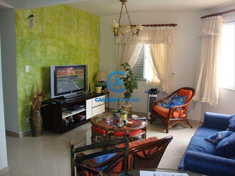 Cobertura em Caraguatatuba, bairro Jardim Casa Branca
